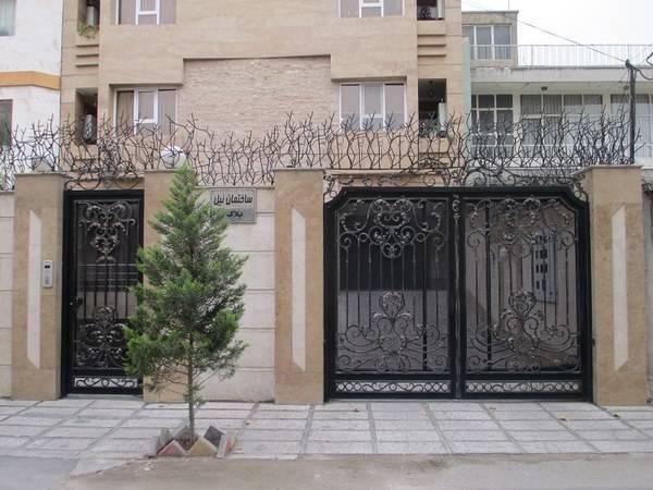 حفاظ شاخ گوزنی ساختمان نیل