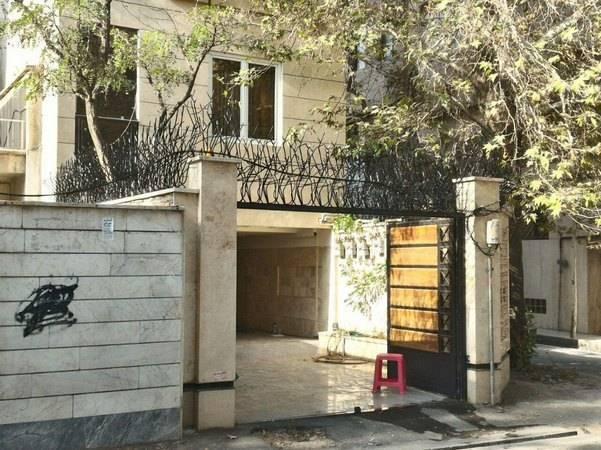 پوشش نقاط ضعف ساختمان با حفاظ شاخ گوزنی