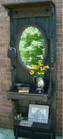 درب آهنی تزئینی