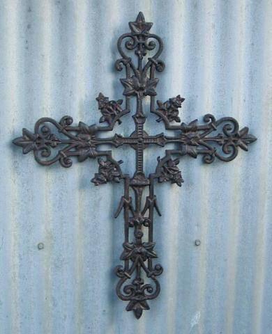 صلیب برای درب فلزی